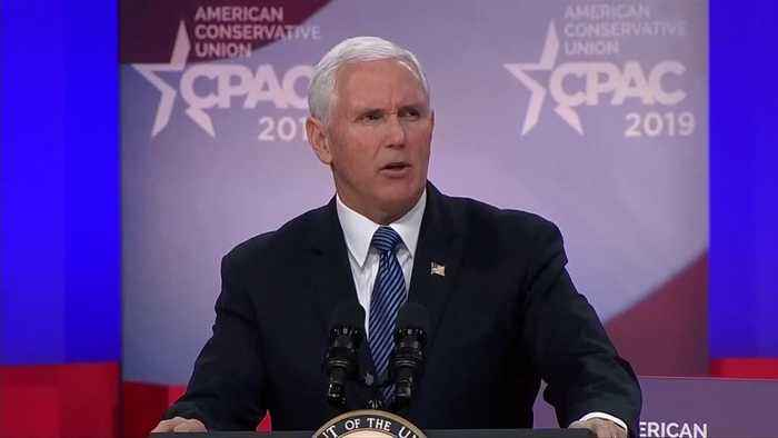 2020 choice between 'freedom and socialism': Pence