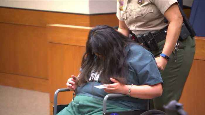 Mother Accused of Killing Baby Girl, Dropping Son From Balcony Pleads Not Guilty
