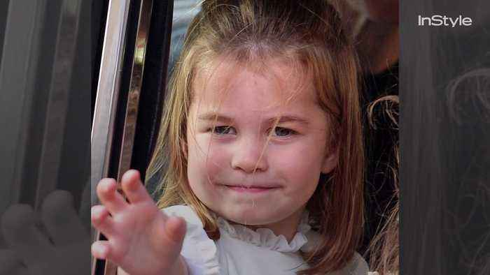 Let It Be Known, Princess Charlotte Has the Cutest Nickname Ever