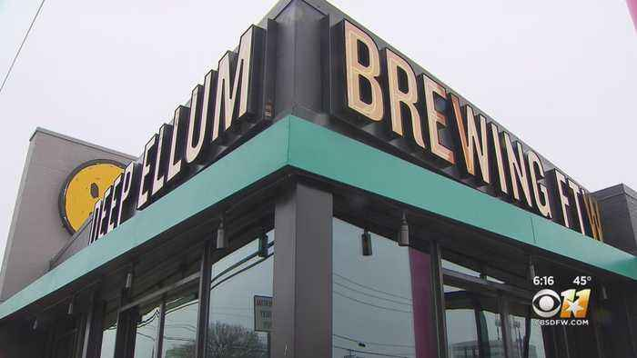 Deep Ellum Brewing Company Makes Good On Promise In Fort Worth With Free Beer