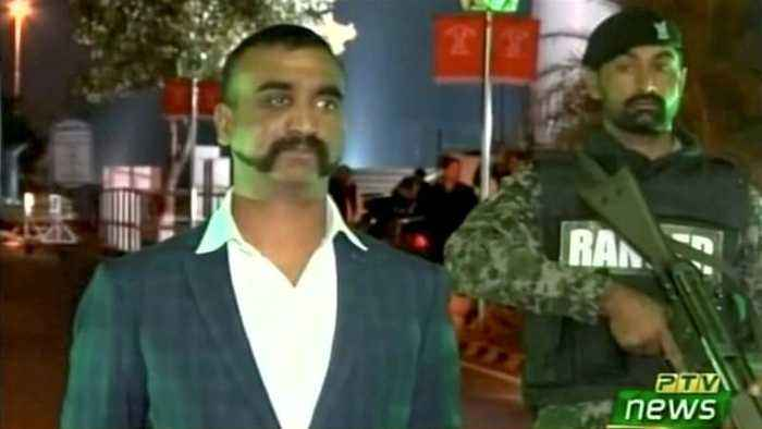 Indian pilot released by Pakistan in 'gesture of peace'