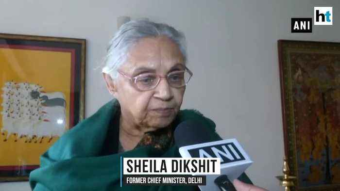 Congress not in favor of alliance with AAP Sheila Dikshit
