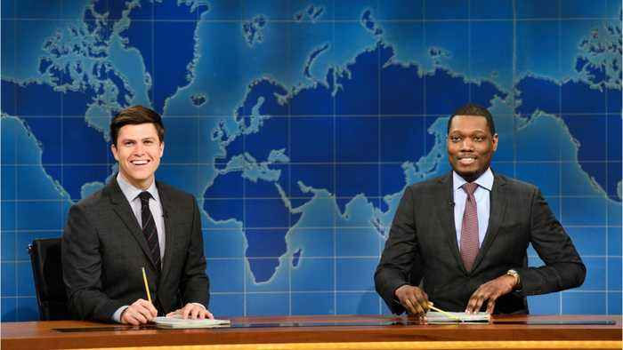 SNL's Weekend Update Anchors Are Guest Hosting WWE Raw