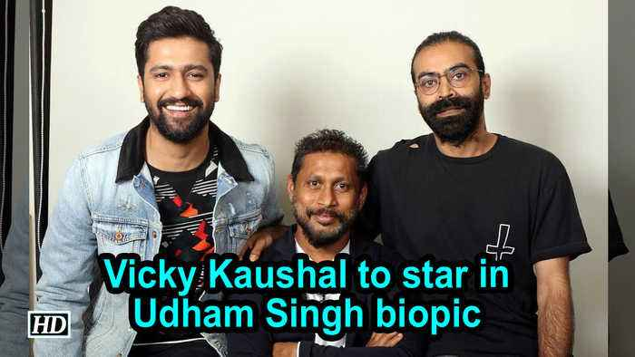 Vicky Kaushal to star in Udham Singh biopic