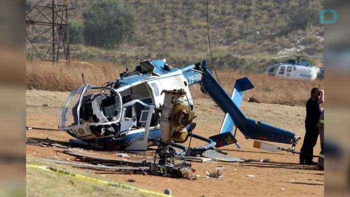 Kenya National Park: Helicopter Crash Kills 4 Americans