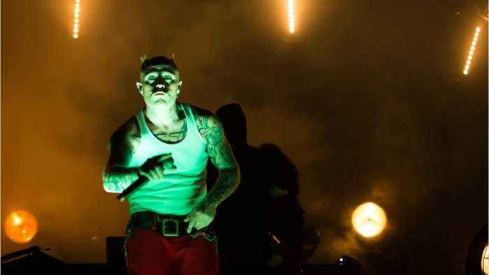 Keith Flint Frontman Of The Prodigy Is Dead