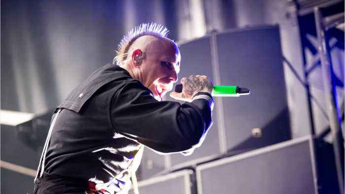 The Prodigy Singer Keith Flint Commits Suicide