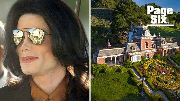 Michael Jackson's Neverland back on the market amid controversial doc