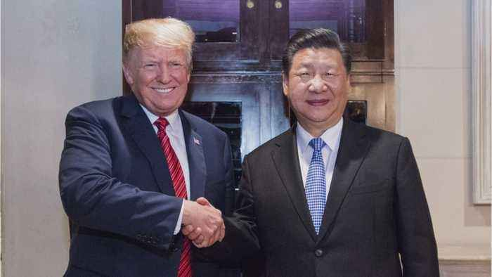 Global Market Climbs Higher On Hopes Of U.S.-China Trade Deal