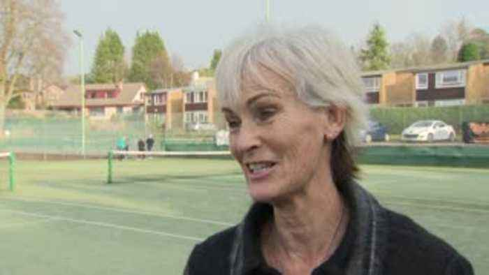 Judy Murray: Time will tell for Andy