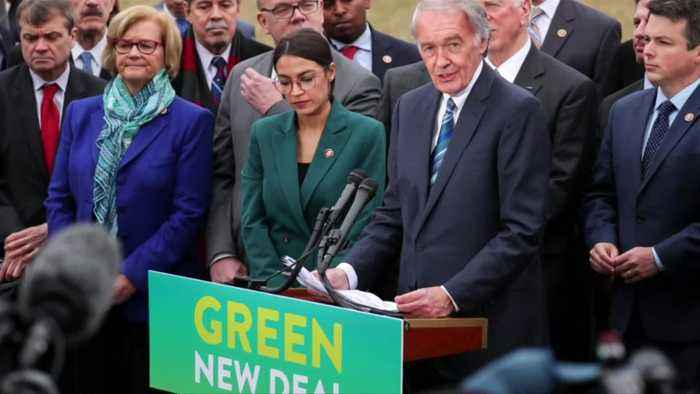 McConnell slams Green New Deal