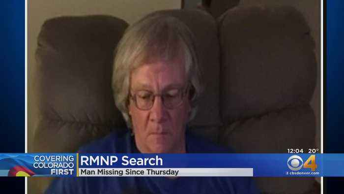 Tennessee Man Believed To Be Lost In Rocky Mountain National Park