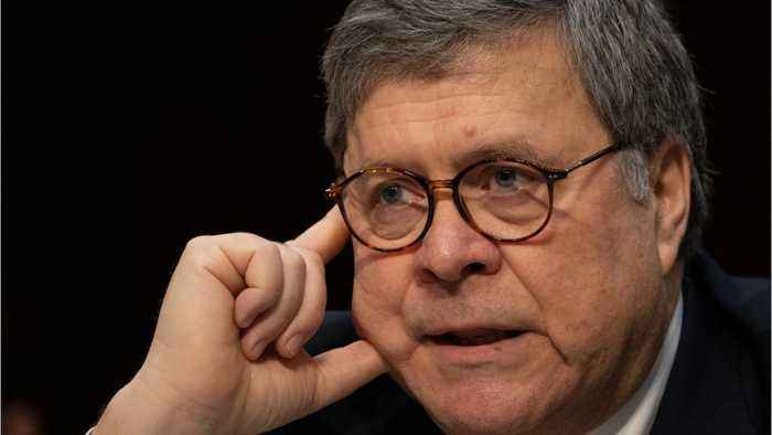 Attorney General Deciding How Much Of Russia Report To Disclose