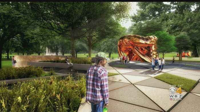 Winning Design Announced For MLK, Coretta Scott King Memorial On Boston Common