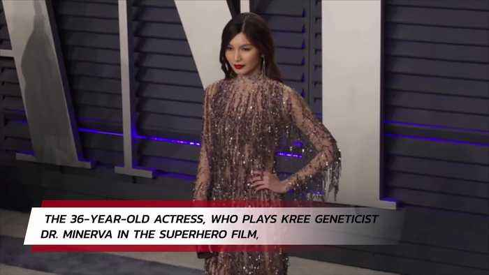 Gemma Chan says Captain Marvel is 'overdue'