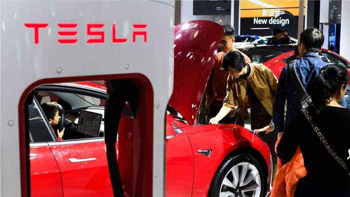 Tesla Model 3 Shipment Held Up By Chinese Customs