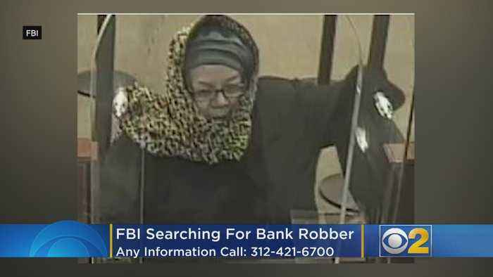 FBI Searching For Female Bank Robber Who Hit Chicago Loop Chase Branch Monday
