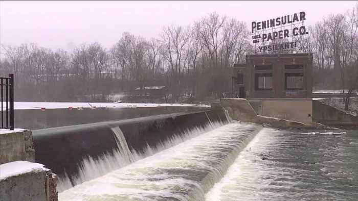 Ypsilanti's dam decision looms, Huron River could see a major change