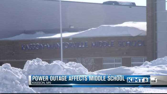 Power Outage Affects Middle School