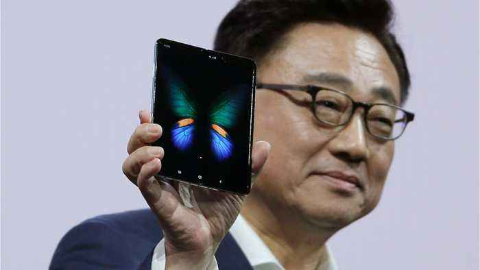 Samsung Is Reportedly Working On Two More Foldable Smartphones