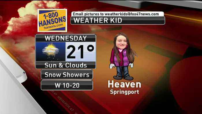 Weather Kid - Heaven - 3/6/19