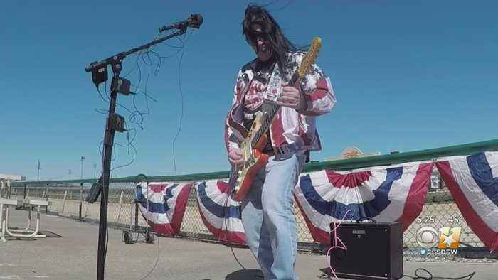 National Anthem Auditions Held At Lone Star Park