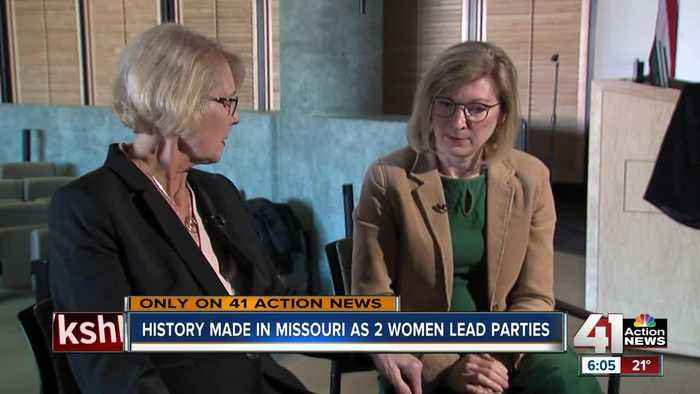 New era: 2 women leading MO political parties at same time