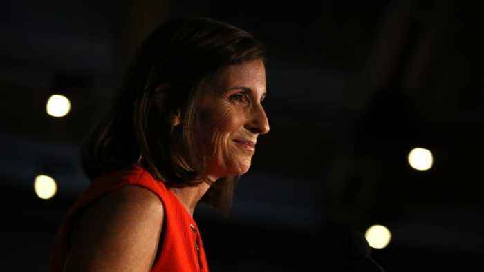 Sen. Martha McSally Says She Was Raped While in Air Force