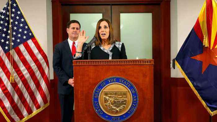 U.S. Senator And Combat Veteran McSally Says She Was Raped By A Superior Officer