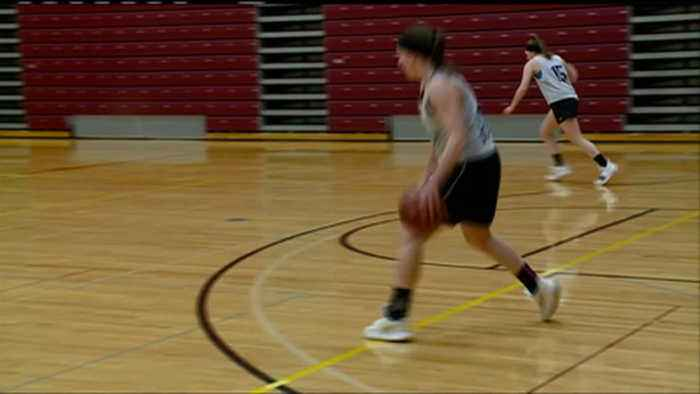 Aquinas Girls back for more in third straight State tourney