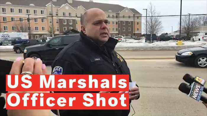 Rockford Illinois Active Shooter: Armed Suspect On Loose After Reportedly Shooting U.S. Marshal