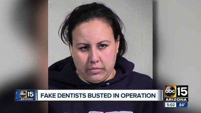 Pair accused of practicing dentistry without a license in Buckeye