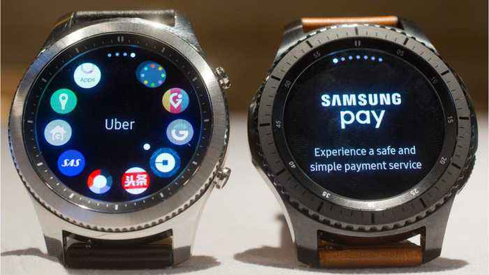 Amazon Discounts Apple Watch And Samsung Galaxy Smartgearslashes prices on Apple Watch and Samsung Gear S3 smartwatches