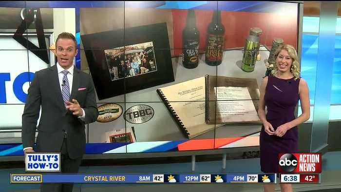 Exhibit highlights beer and brewing community of Tampa Bay