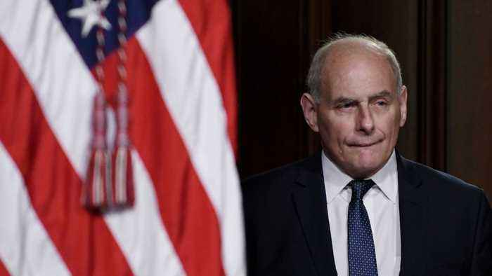 John Kelly Admits He Would Have Served Hillary Clinton If She Had Won President