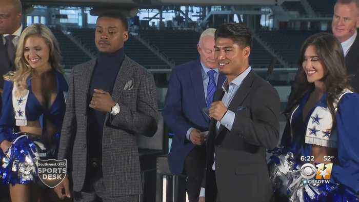 DeSoto Native Errol Spence Set To Fight At AT&T Stadium