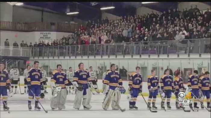 Hockey Fans Finish National Anthem After Music Cuts Out