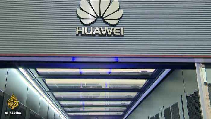 China's Huawei sues US over ban on using its products