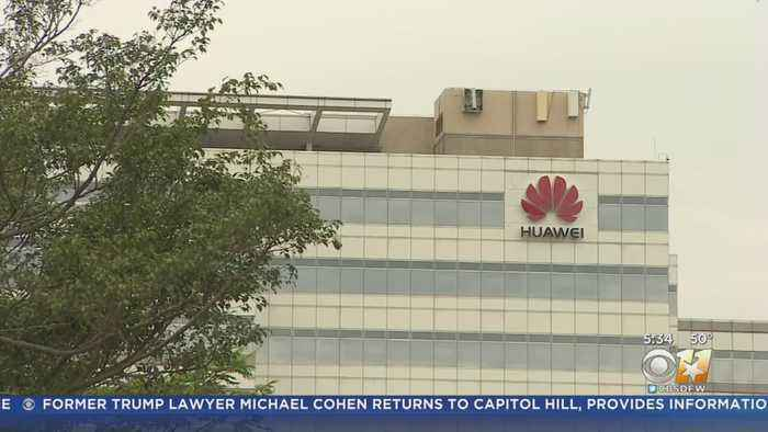 Tech Giant Huawei Challenges U.S. Security Law