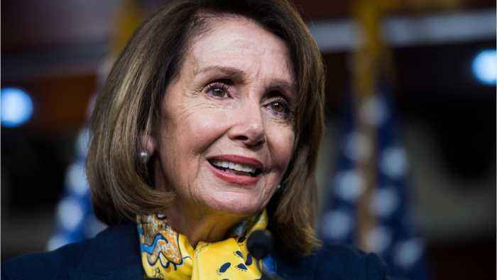 Nancy Pelosi: Ilhan Omar's Comments Were Not 'Intentionally Anti-Semitic'