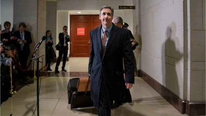 Michael Cohen Reportedly Handed Over Documents To Back His Claim That Trump's Lawyers Rewrote His False Statement To Congress La