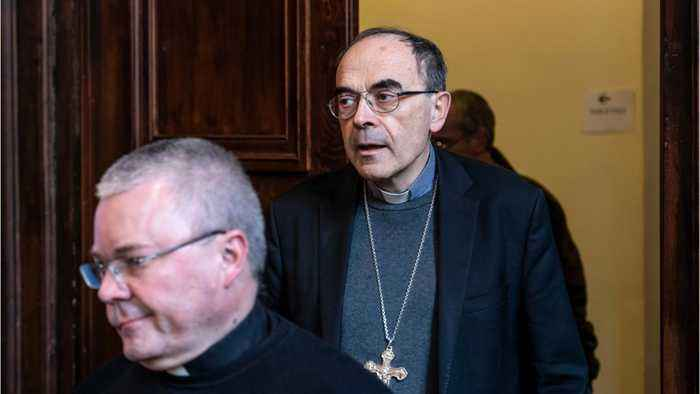 French Cardinal Found Guilty Of Child Abuse Coverup Resigns