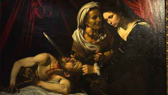 Long-lost Caravaggio painting to be auctioned in June in France
