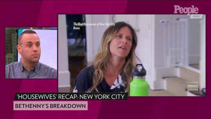 RHONY: Bethenny Frankel's Daughter Texted Dennis Shields 'We Miss You' After His Death