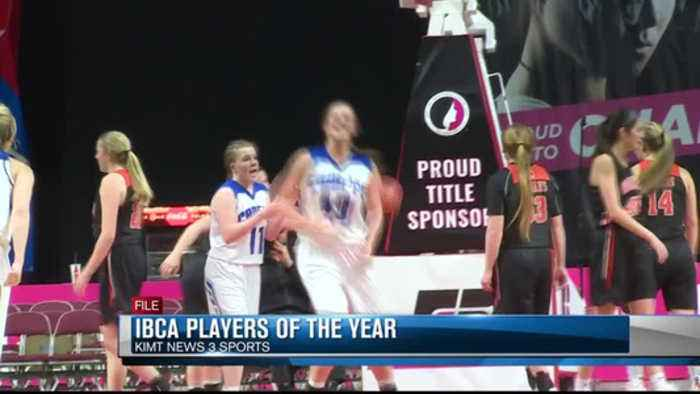 IBCA PLAYERS OF THE YEAR