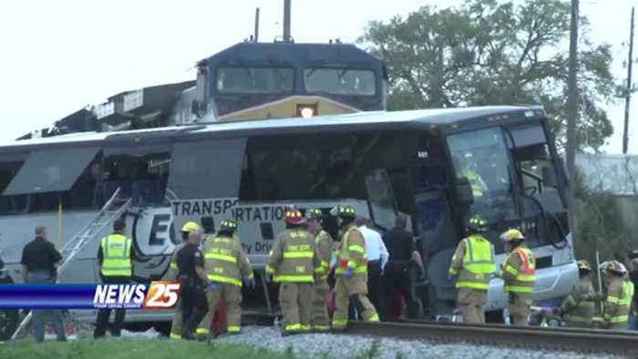Two years since deadly train vs. bus crash in Biloxi