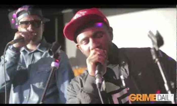 [ALL ACCESS] FRISCO BACK 2 THE LAB 4  LAUNCH PARTY feat j2k jammer newham generals & more