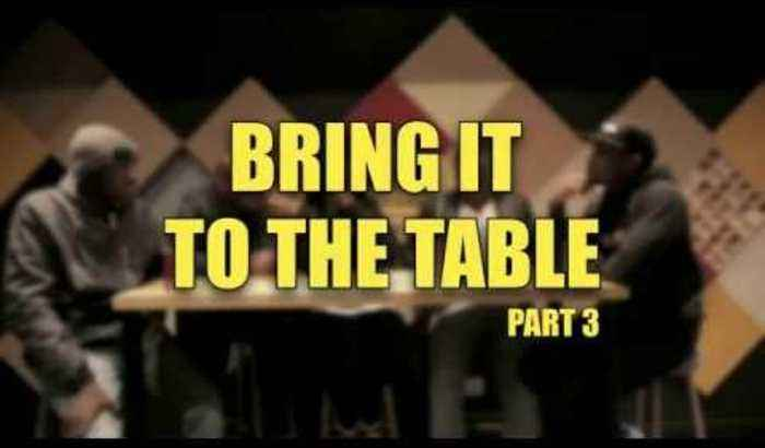 IS THERE ENOUGH UNITY? #BringItToTheTable: Arnold Jorge, Stormzy, Fekky, Jammer & Posty [EP1:Part 3]