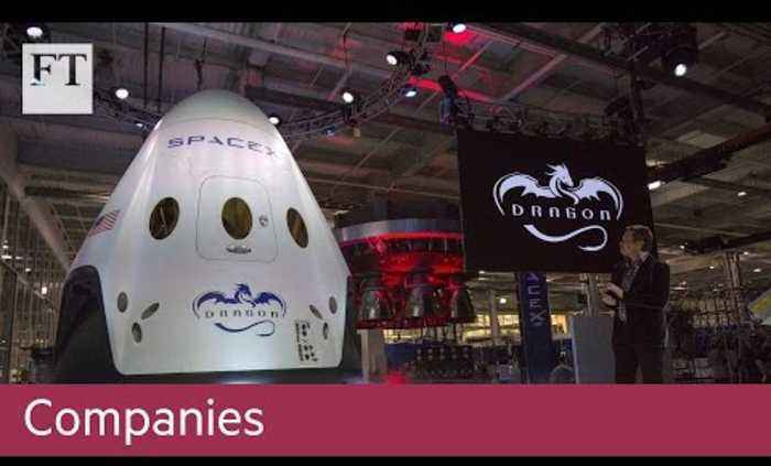 A new space race | Companies