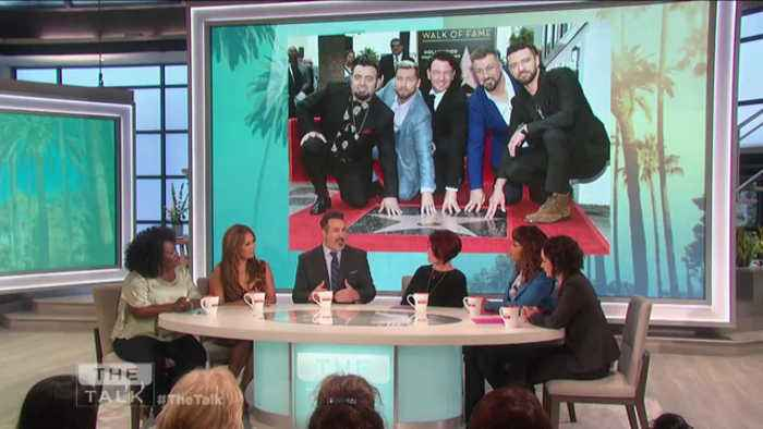 Joey Fatone on an 'NSYNC Reunion; Jokes Why He's 'mad' at Jonas Brothers